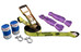 Elephant Slacklines Freak Flash'line-Set 15 m neon